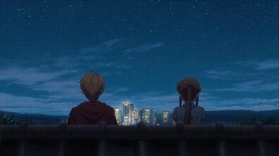 フルバアニメ1期4話夾と透
