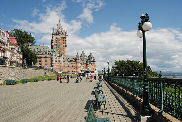 カナダの風景